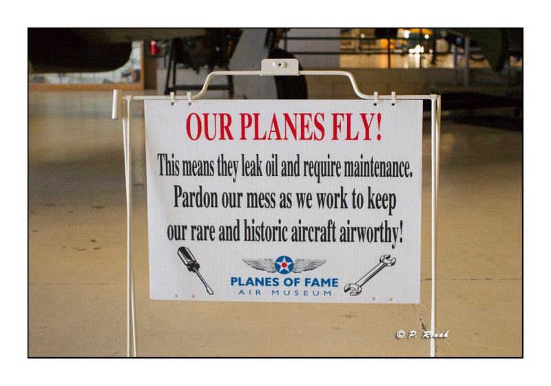 Planes of Fame really fly ! - 2065
