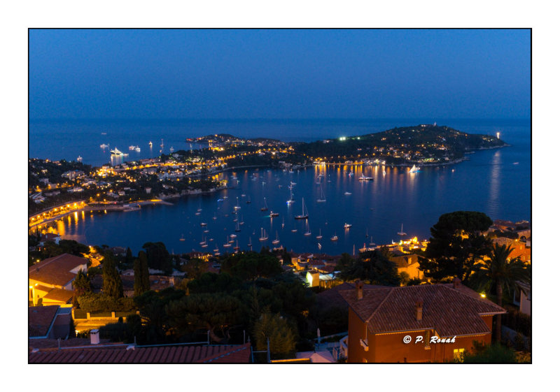 Last Friday Evening - Villefranche sur Mer - 1944
