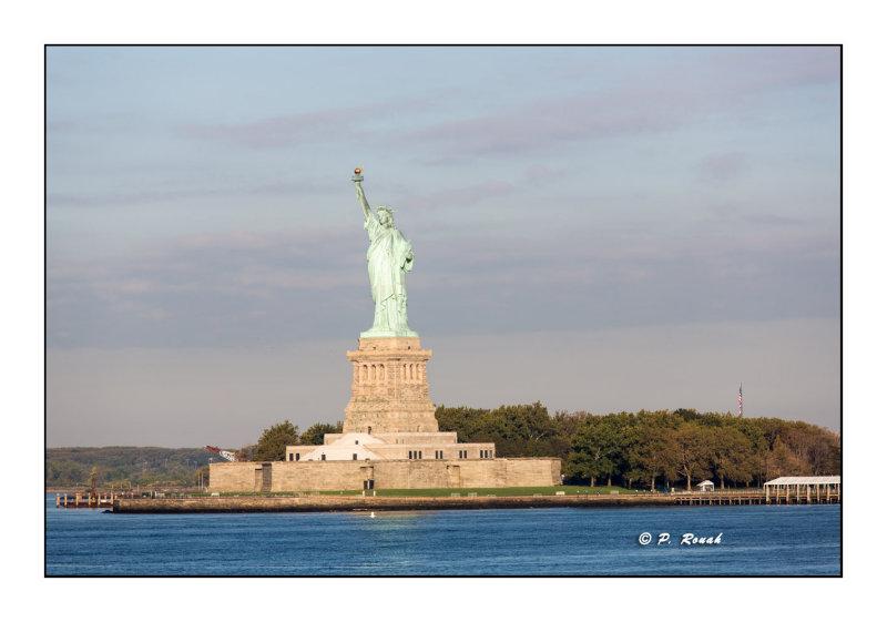 Statue of Liberty - New York - 7880
