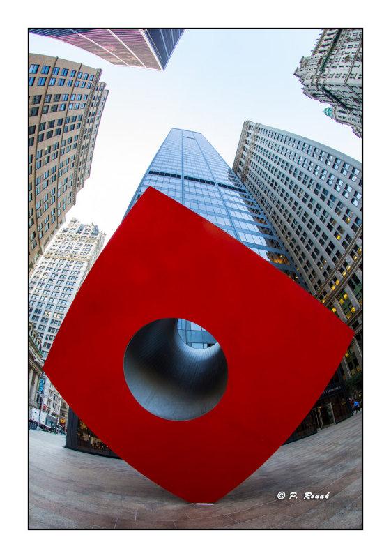 Wall Street - New York - 9081