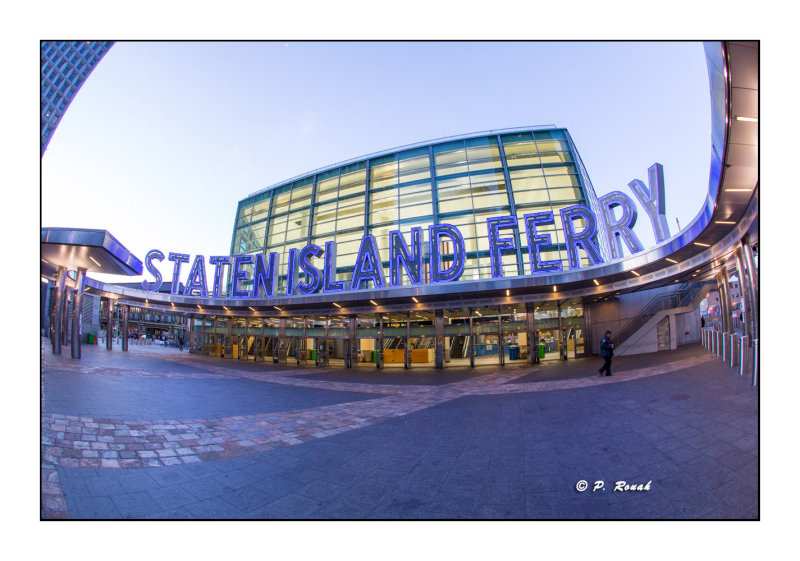 Staten Island Ferry - New York - 7559
