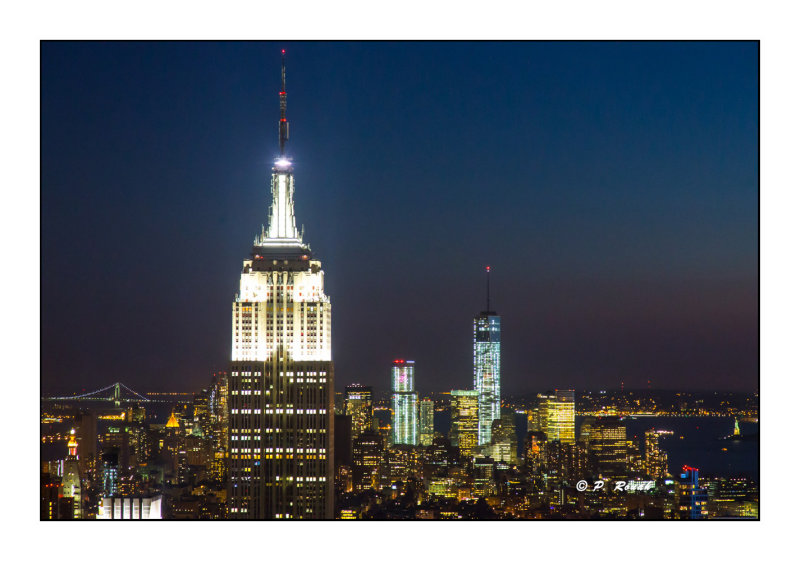 Top of the Rock - New York - 8242