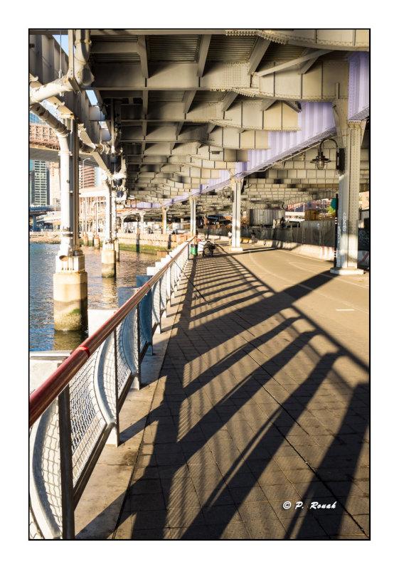 Stroll under FDR - New York - 2403