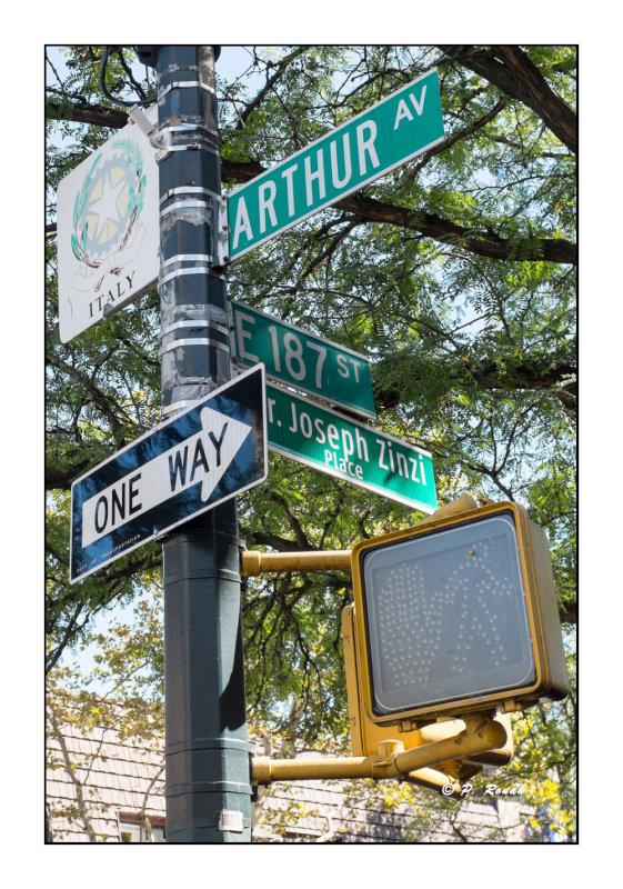 Little Italy - Bronx - New York - 2462