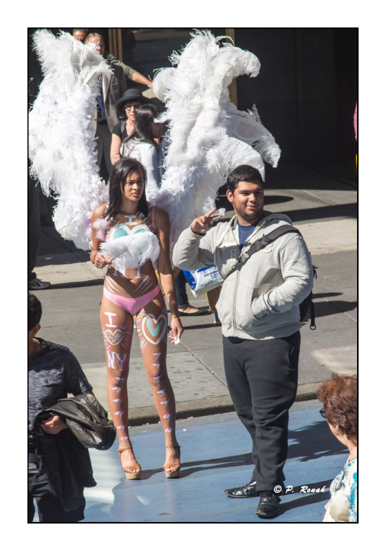 She Loves New York - Times Square - 8911