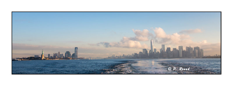 South of Manhattan - New York - 7736
