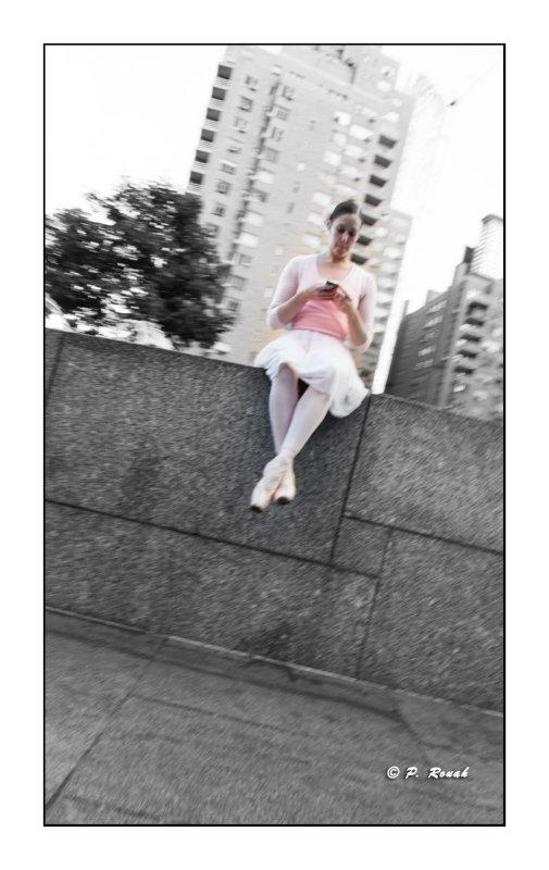 Balerina - New York - 8128