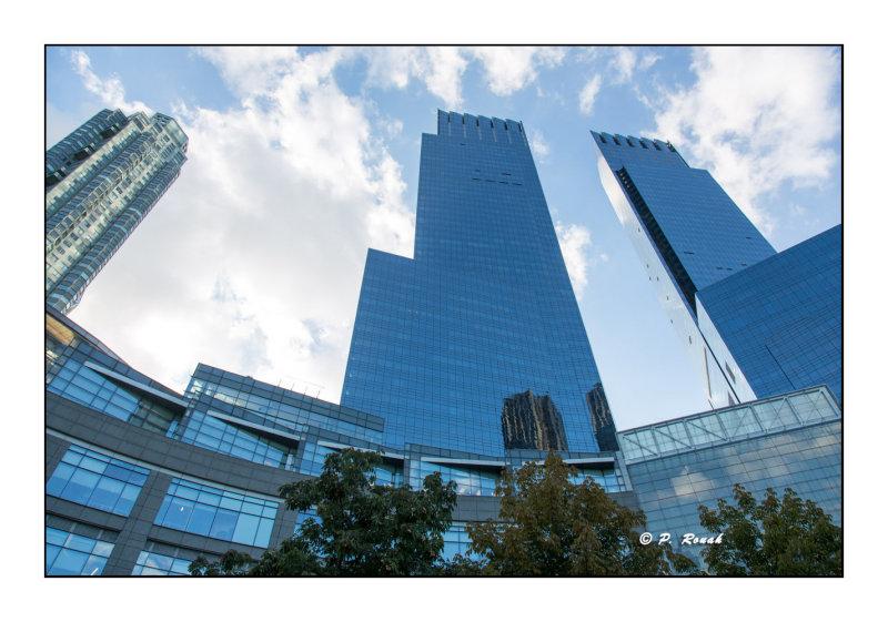 Columbus Circle - New York - 8133