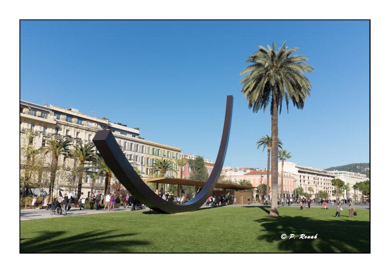 Arc Monumental de Venet - Nice - 2737