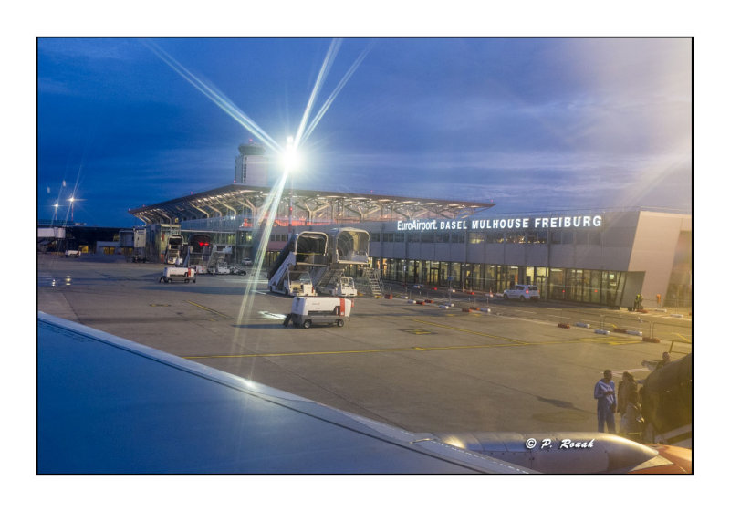 Basel - Mulhouse EuroAirport - 3282