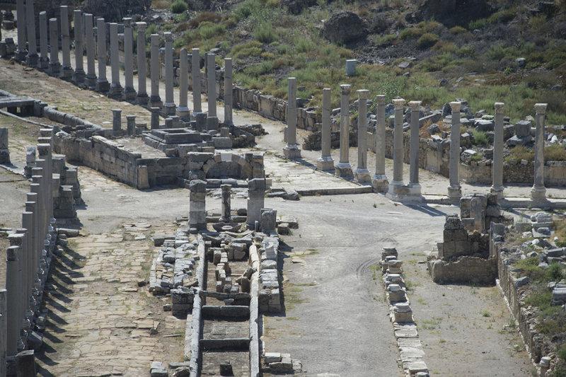 Perge Acropolis area shots October 2016 9518.jpg