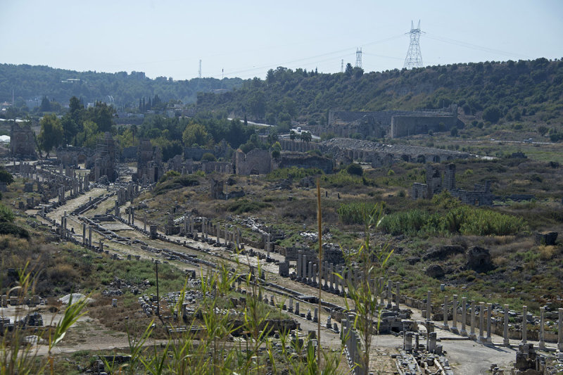 Perge Acropolis area shots October 2016 9524.jpg