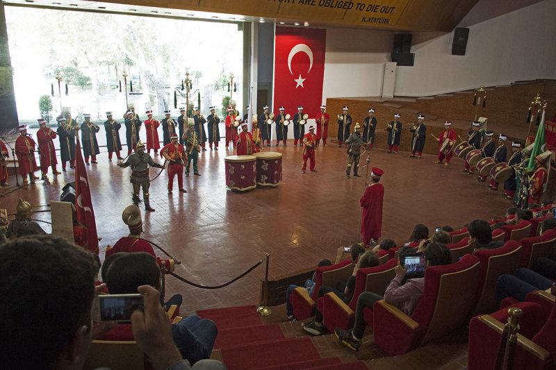 Istanbul Military Museum Mehter October 2016 9321.jpg