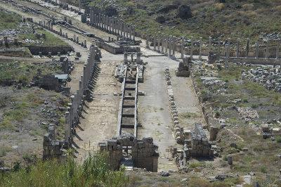 Perge Acropolis area shots October 2016 9520.jpg