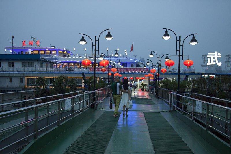 Wuhan Yangtse River