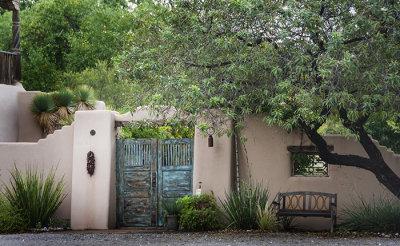 Corrales Village, New Mexico