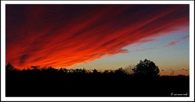 CR2_8462 - CR2_8463    11.12.13 Sunset