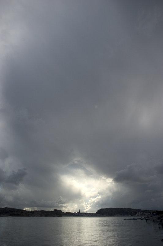 Fjällbacka - a shining light