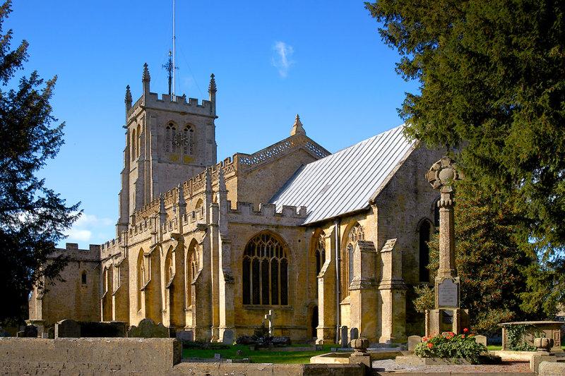 All Saints church, Martock (3004)