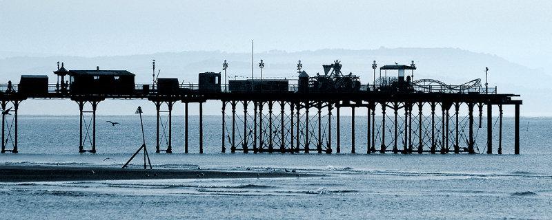 Teignmouth pier, Devon (1544)