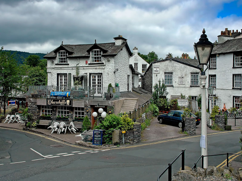 Churchills, Bowness (3034)