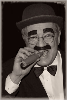 Me as Groucho