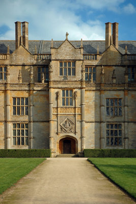 Montacute House ~ main entrance