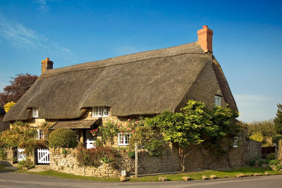 Thatched house, East Coker (1535)