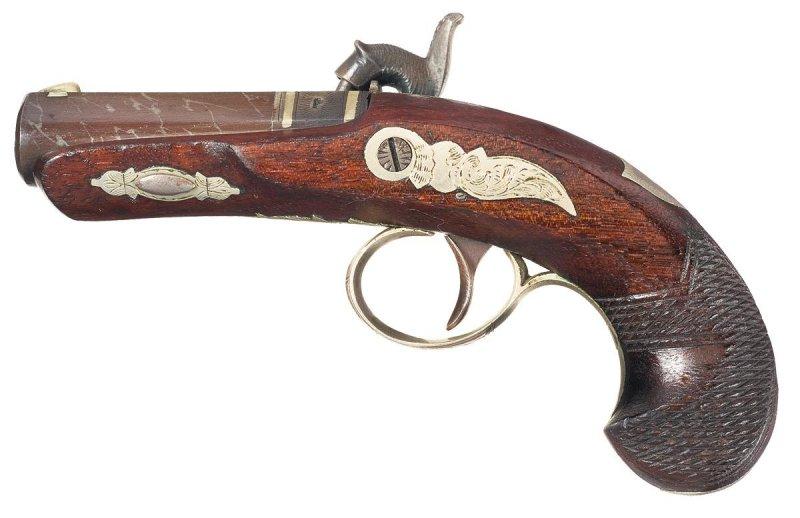 Henry Deringer Pistol
