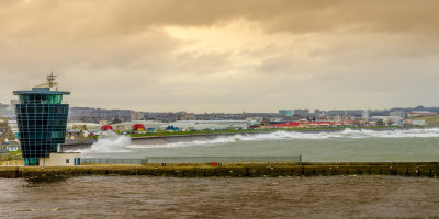 Stormy Seafront...