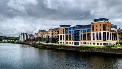 Riverside. Aberdeen