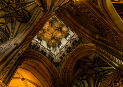 Canterbury Cathedral...