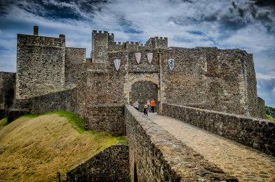 Dover Castle...