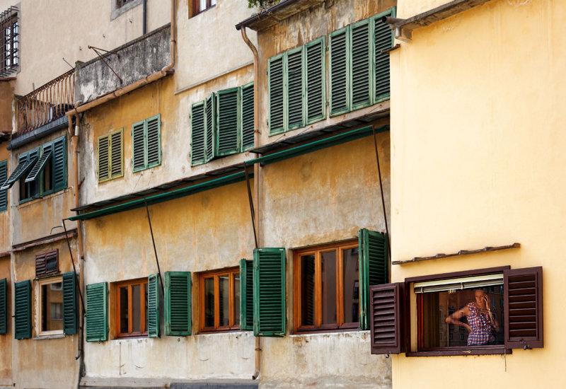 Rendez vous au Ponte-Vecchio