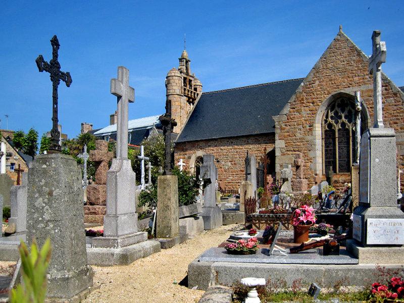 Bourg church