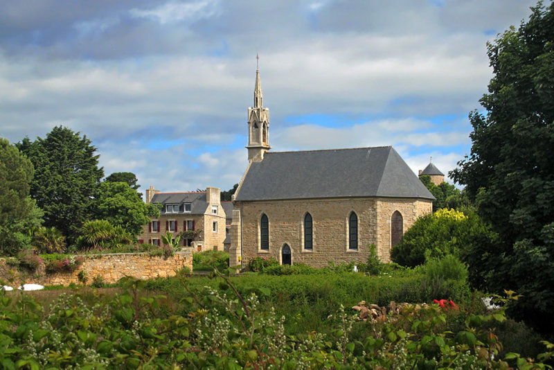 Chapelle de Keranroux