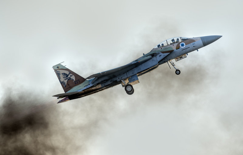 15 Eagle The Israeli Air Force