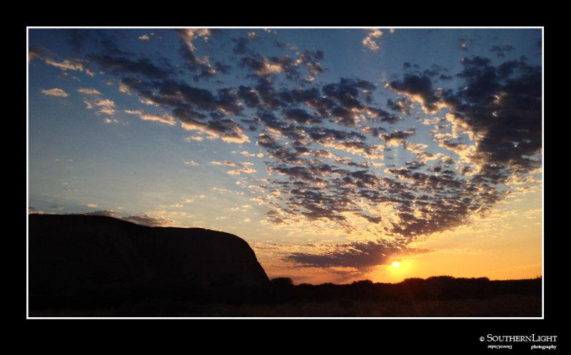 Uluru (Ayers Rock) NT Sunrise