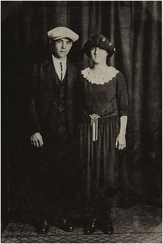 Babe and Belle Livingston