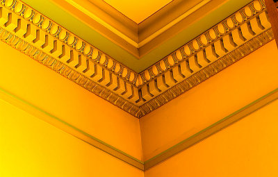 Ceiling / Wall Corner Detail - Updated