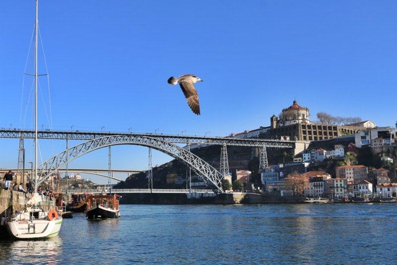 Porto.Ponte de Dom Luis I