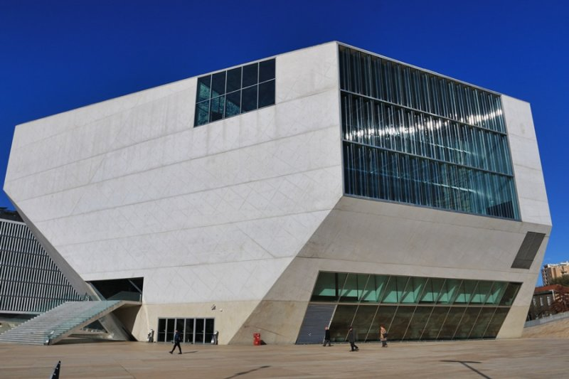 Porto. Casa da Música