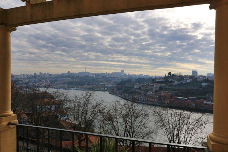 Porto. Jardins do Palácio de Cristal