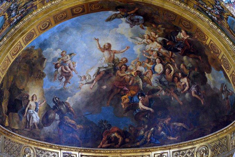 Super Résurrection du Christ, 1699 - Charles de la Fosse - Chapelle  AP94