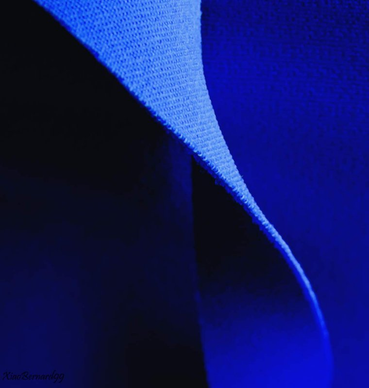The Blue Twist