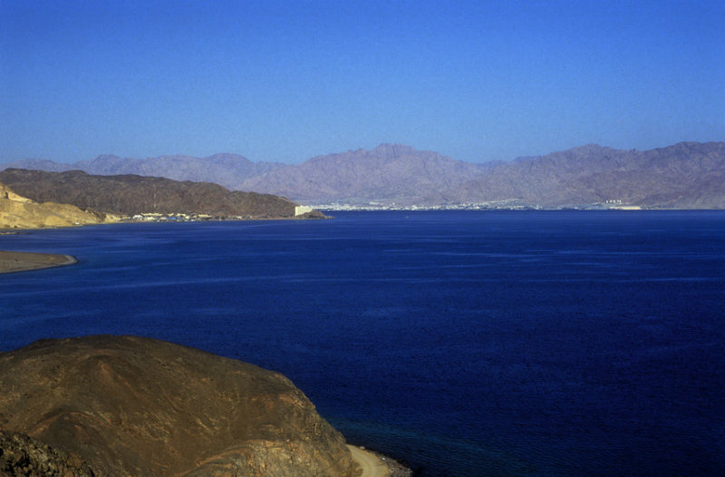 Gulf of Aqaba, Red Sea