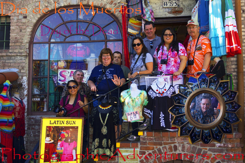 The Adventurous Day of The Dead