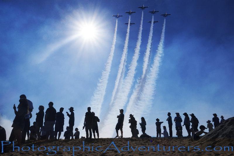 Adventurous Thunderbirds