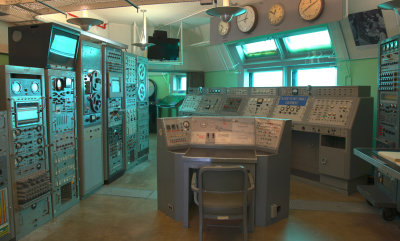 Launch Complex 26 Firing Room