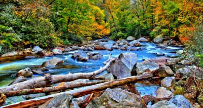 Autumn, North Carolina
